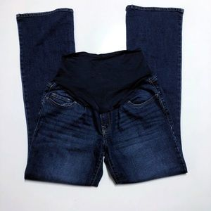 Old Navy Maternity Bootcut Jeans Size 8R